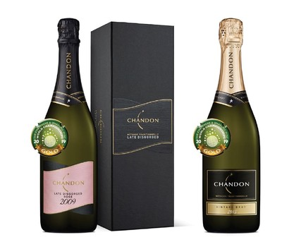 The Champagne & Sparkling Wine World Championships Twin Showcase