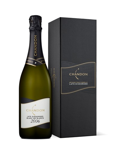 Chandon Late Disgorged Blanc de Blancs 2006