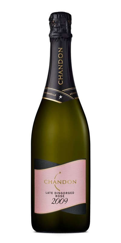 Chandon Late Disgorged Rosé 2009