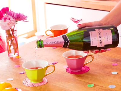 Chandon Sparkling High Tea