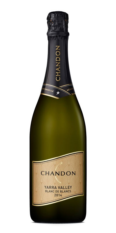 Chandon Yarra Valley Blanc de Blancs 2014